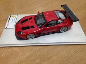 1/24 Tecnomodel Ferrari 575 Gtc Press Fiorano 2003 - 03/100