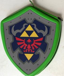 Estuche De Link, Zelda, Nintendo Ds, 3ds