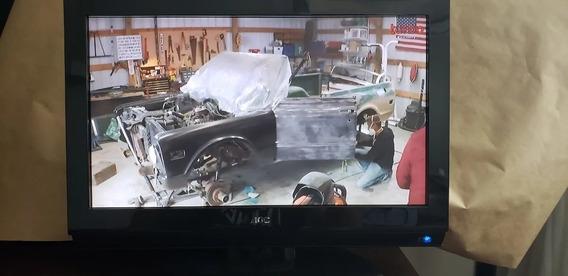 Tv Lcd Aoc Modelo L19w931, Impecável, Pode Retirar.