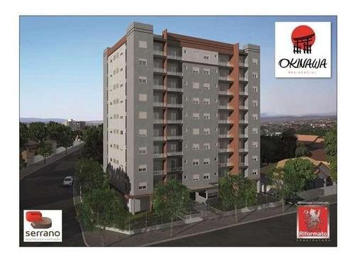 Apartamento À Venda, 40 M² Por R$ 248.700,00 - Vila Nova Manchester - São Paulo/sp - 15457