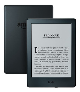 Amazon Kindle 8th Gen. Pantalla 6´´ E-reader Sin Publicidad