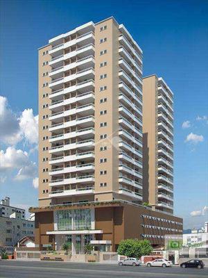 Apartamento Com 3 Dorms, Canto Do Forte, Praia Grande - R$ 650 Mil, Cod: 3020 - V3020