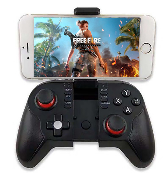 Controle Joystick Celular Android Ios Pc Gta Free Fire Fifa