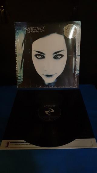 Evanescence Fallen Disco Vinilo Lp (#leer)