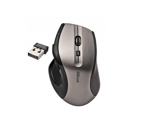 Mouse Gamer Sem Fio Wireless Notebook Mac Pc