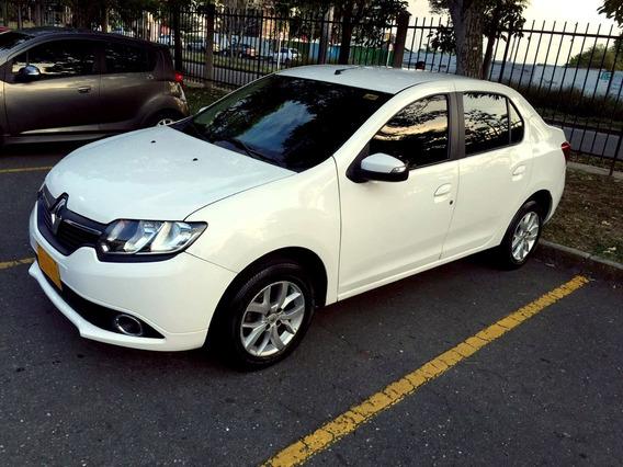 Renault Logan Privilege Blanco 2017, 5 Puertas