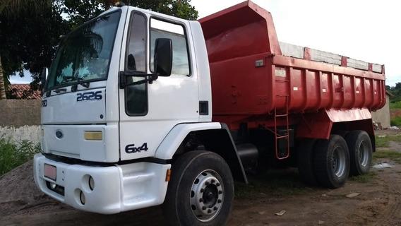 Caminhão Ford Cargo 2626 Traçado