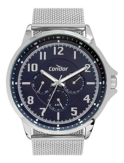 Relógio Masculino Condor Analógico Multifunção Co6p29jh/3k