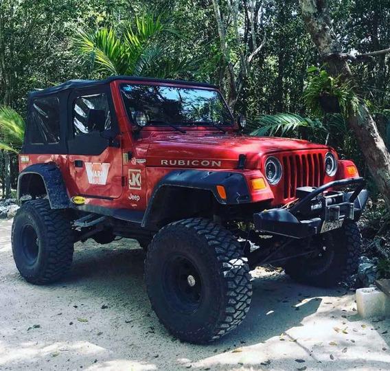 Jeep Wrangler 97 8+2 Suspensión