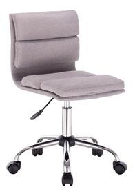 Cadeira Secretária Nevada Cinza