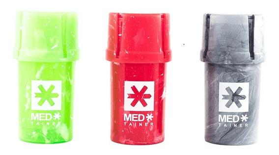 Kit Picador Med*tainer Original ! +2 Porta Cigarros +2 Paper