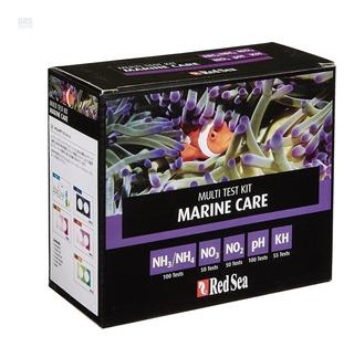 Teste Marine Care Red Sea 5 Em 1 Aquário Marinho