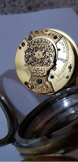 Reloj De Bollsillio Antiguo