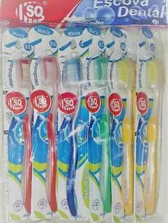 Escova Dental Adulto E Infantil - 60 Duzias Atacado Revenda