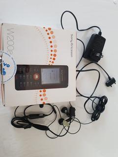 Celular Sony Ericsson W200a