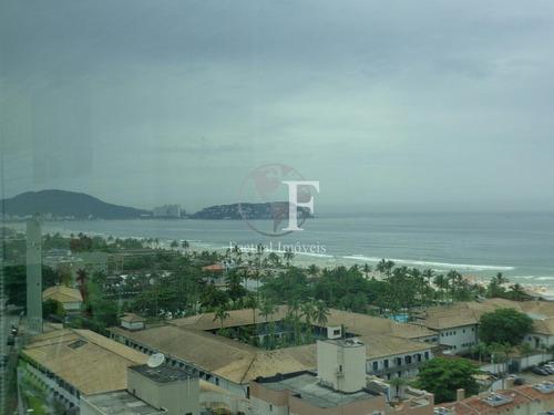 Apartamento Com 3 Dormitórios À Venda, 97 M² Por R$ 920.000,00 - Enseada - Guarujá/sp - Ap7213