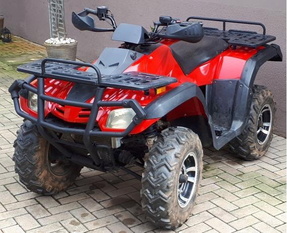 X Terrain 300 Predator 4x4