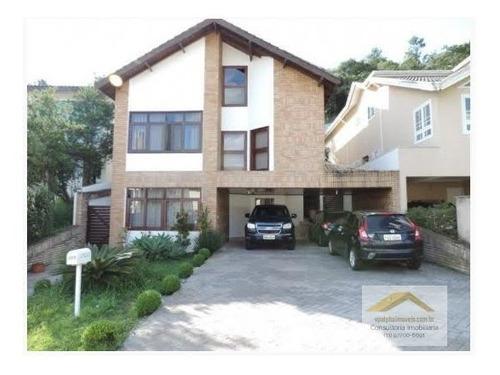 Casa A Venda No Bairro Alphaville Em Santana De Parnaíba - - Vpr11-03-1