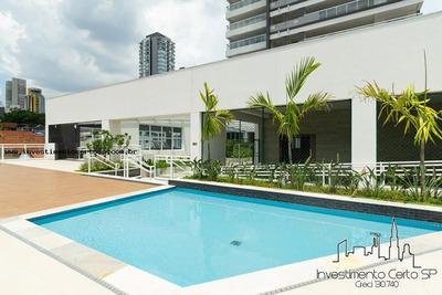 Apartamento Para Venda Em São Paulo, Pinheiros, 2 Dormitórios, 1 Suíte, 2 Banheiros, 2 Vagas - Edicao Pinheiros 02