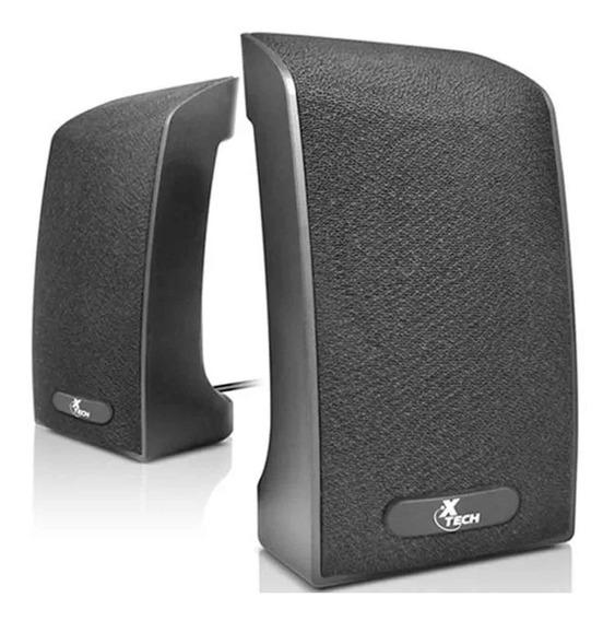 Bocinas Para Pc Laptop Usb Speaker Xtech Xts-120