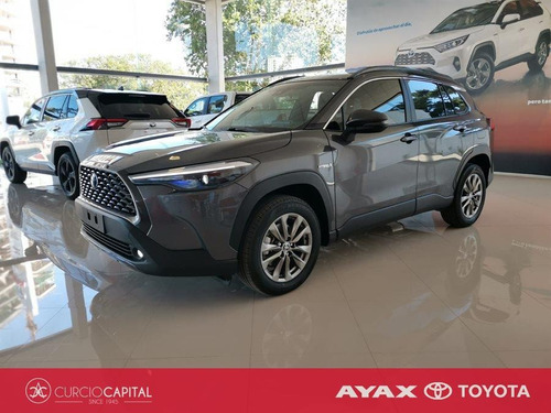 Toyota Corolla Cross Seg Hybrid 2021 Gris Oscuro 0km
