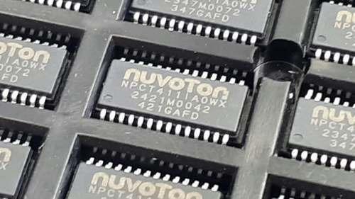 1 Peça Circuito Integrado Nuvoton Npct4111a Tablet Governo
