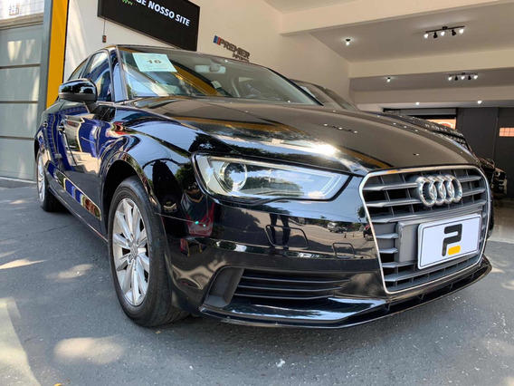 Audi A3 1.4 Tfsi Attraction S-tronic 4p 2016