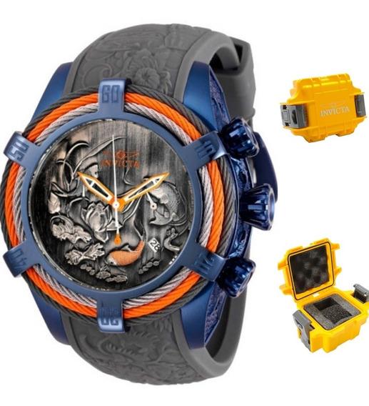 Relógio Invicta Lançamento Bolt 29834 Original Grande.