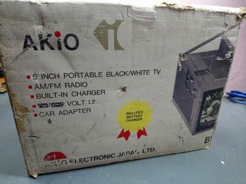 Tv Akio 5 Pulgadas