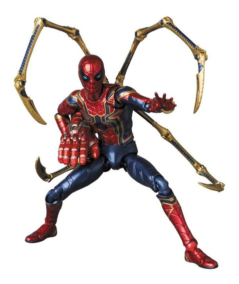 Iron Spider, Preventa, Mafex, Avengers End Game