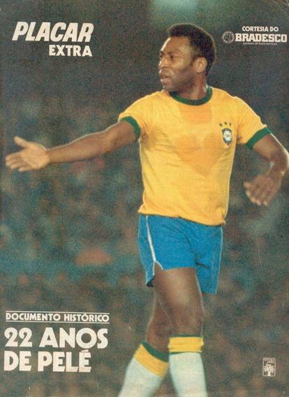 Coleção Revista Placar E Revista Do Esporte Digitalizada