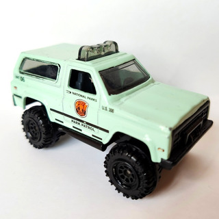 Camioneta **park Patrol** Juguete