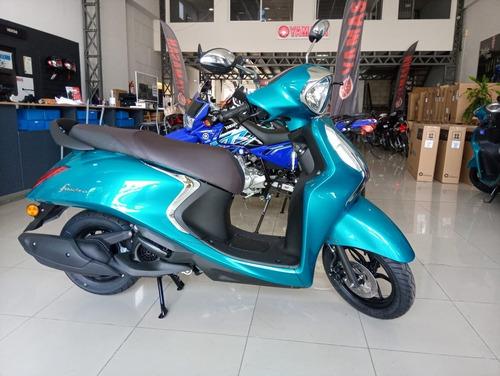 Yamaha Fascino125 Tarjeta Crédito 18 Cuotas Sin Interés
