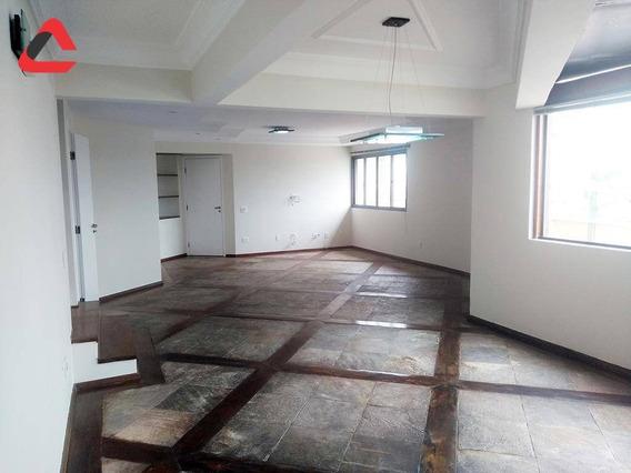 Linda Cobertura Duplex Prox Ao Av Eugenio Salerno, 4 Dorm, 3 Gar, Aceita Imovel - Co0051 - Co0051
