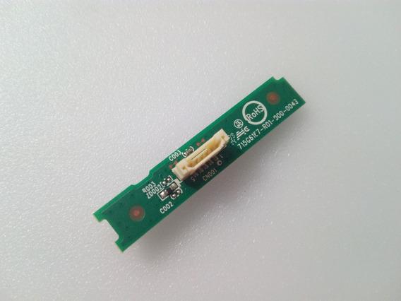 Botão Power E Sensor Do Remoto Tv Philips 32phg4109/78