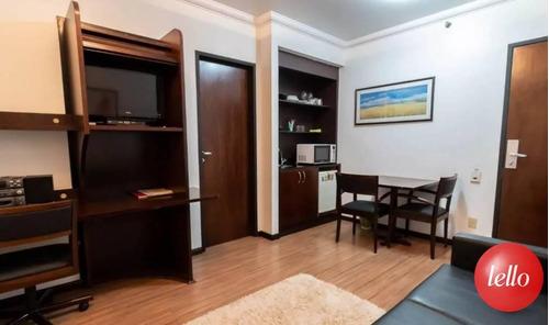 Imagem 1 de 28 de Flat/aparthotel - Ref: 217559