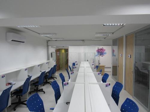 Sala Para Alugar, 100 M²  - Baeta Neves - São Bernardo Do Campo/sp - Sa4335