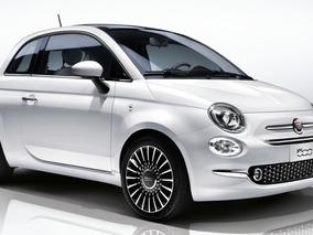 Fiat 500 Lounge O Cabrio 0km Anticipo $200.000 Tomo Usados