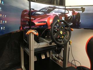 Osw (open Sim Wheel) 30nm + Volante Y Dashboard Bolori
