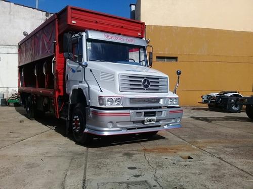 Mercedes Benz 1218 L 1218 R Con Caja Saider