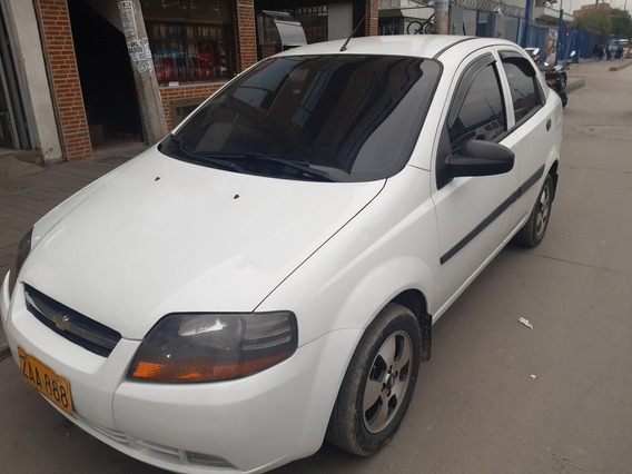 Chevrolet Aveo Con Aire Y Vidrios E