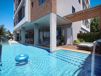 Apartamento Construção Praia Brava Itajai/ Balneário Camboriu. Entrada E 60 Vezes - 1d322 - 33772552