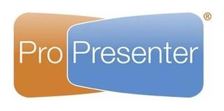 Propresenter 6 + Biblias   Para Mac Y Pc