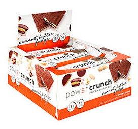 Power Crunch Power Crunch (12 Ea) Fudge De Manteiga De Amend