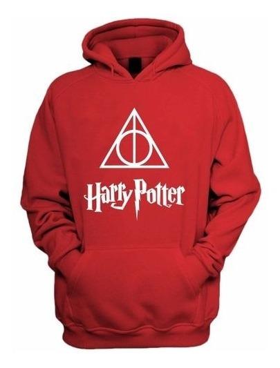 Moletom Casaco Blusa Frio Blusão Harry Potter Reliquias Mort