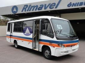 Micro Ônibus M. Benz 914 Ano 03/03 02 Portas 25 Lugares