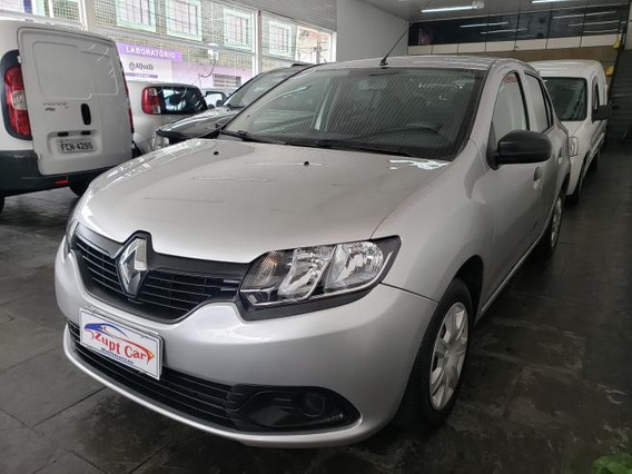 Renault Logan Authentic 1.0 - Trabalhe No Uber Select
