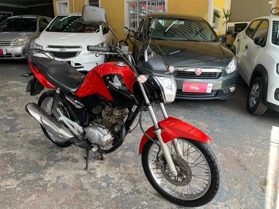 Honda Cg 150 Fan Esdi 20015 Aceitamos Troca