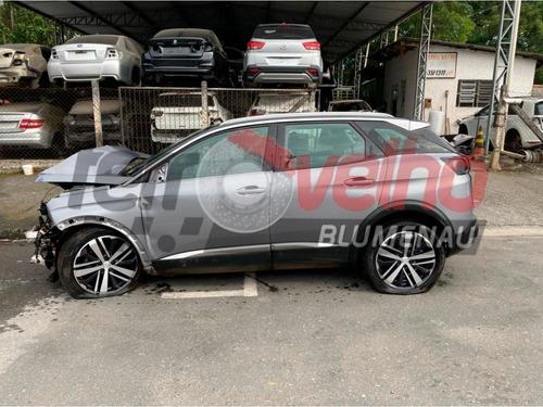 Imagem 1 de 9 de Sucata Peugeot 3008 Griffe At 2019 Retirada De Peças