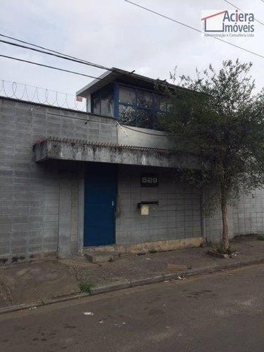 Imagem 1 de 30 de Galpão Para Alugar, 3247 M² - Vila Leopoldina - São Paulo/sp - Ga0639